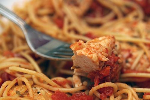 Healthier Chicken Parmesan