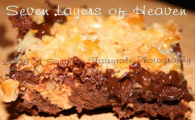 Mouthwatering Monday: Seven Layers of Heaven