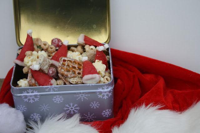 White Chocolate Santa Mix