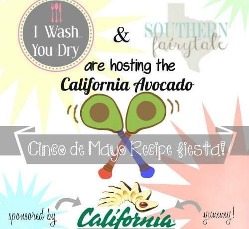 Save The Date for The California Avocado Cinco De Mayo Recipe Fiesta