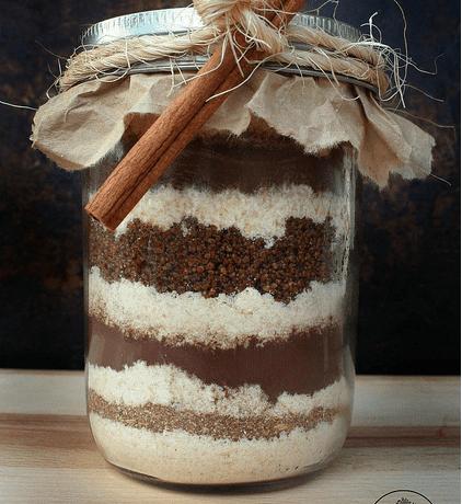 Chai Chocolate Cupcake Mix Recipe