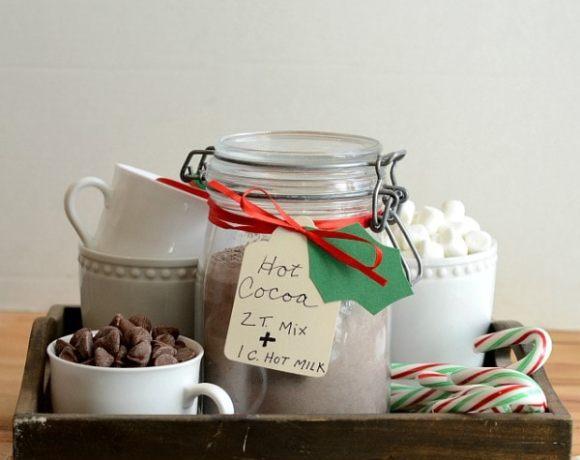 Easy Homemade Hot Cocoa Mix