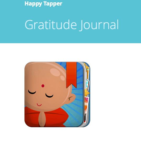 gratitiude journal