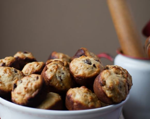 Making Muffins and Memories