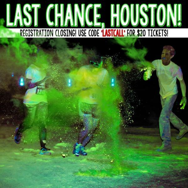 Houston Color Run