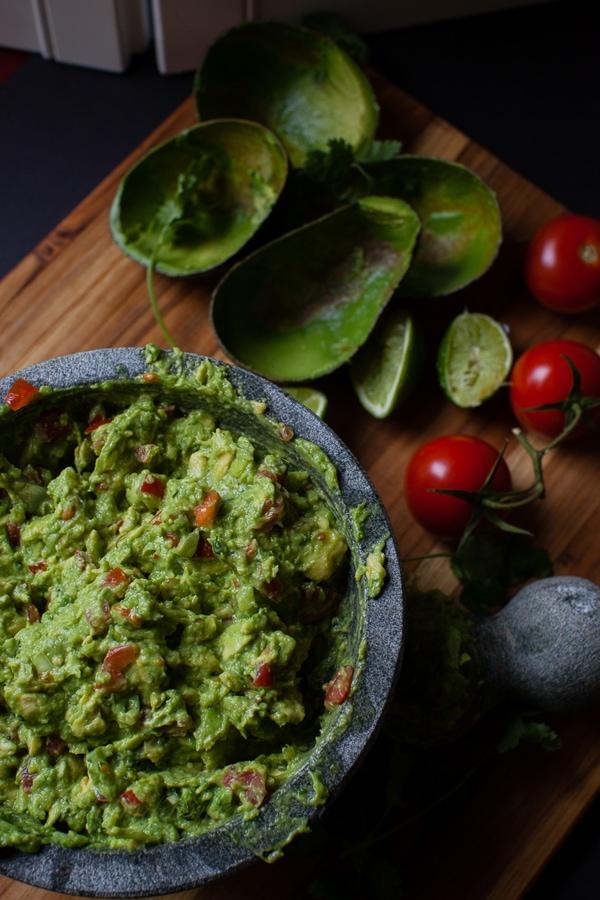 homemade guacamole   A Southern Fairytale