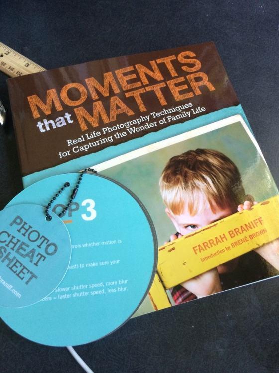 Farrah Braniff's Photography Book