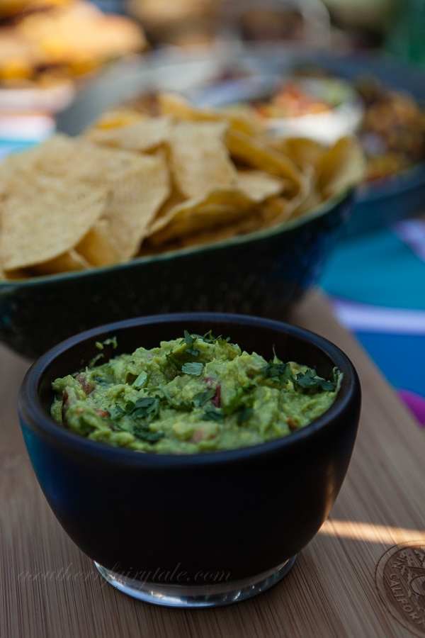 delicious summer guacamole recipe