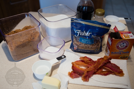 bacon pecan brittle ingredients