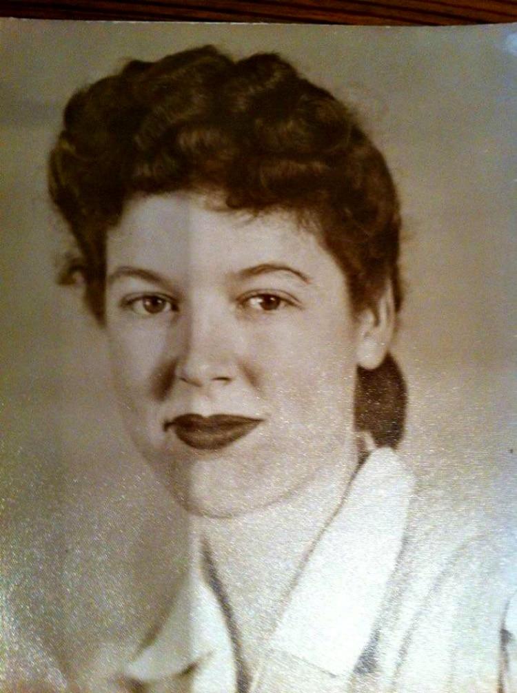 granny Mary Cecil Trew