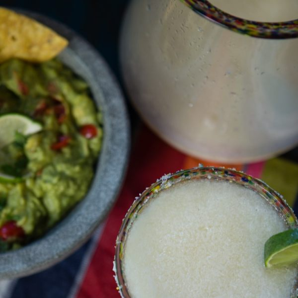 frosty homemade frozen margaritas   A Southern Fairytale