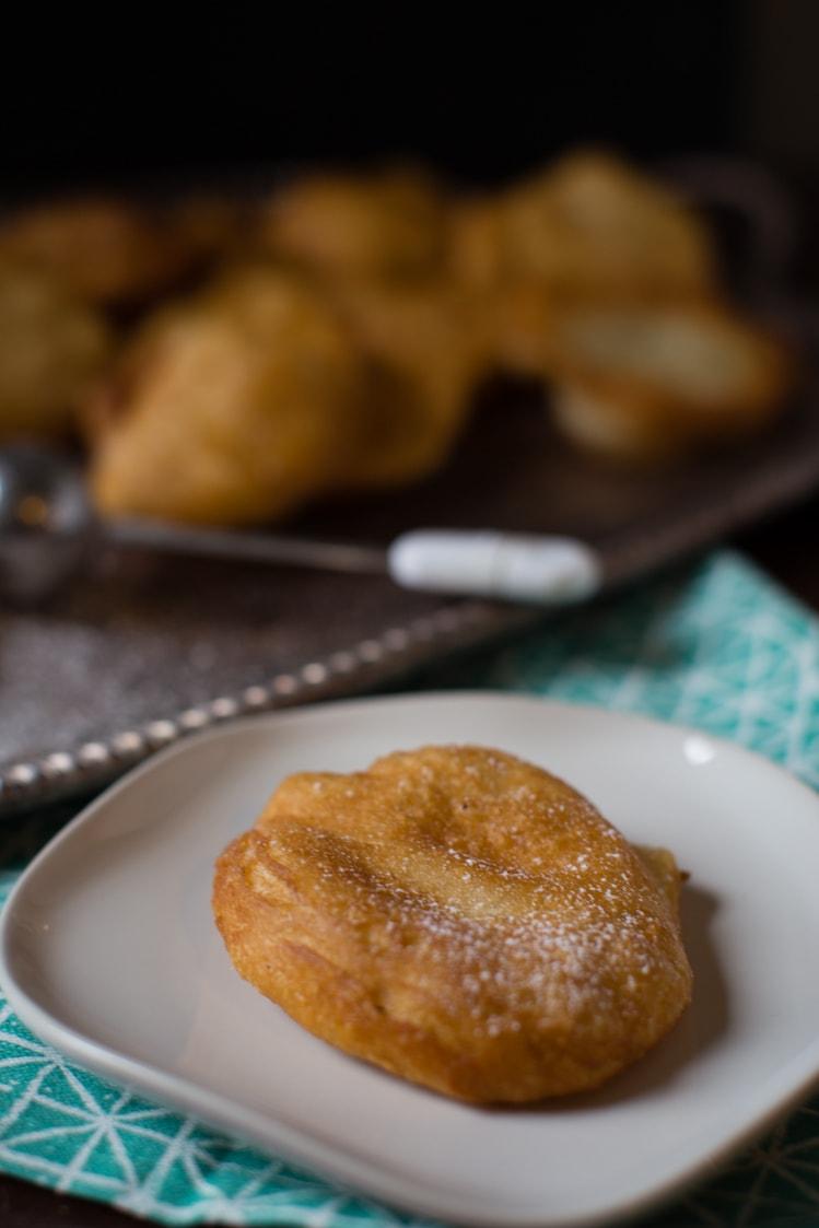 Grands Biscuits Sopapillas