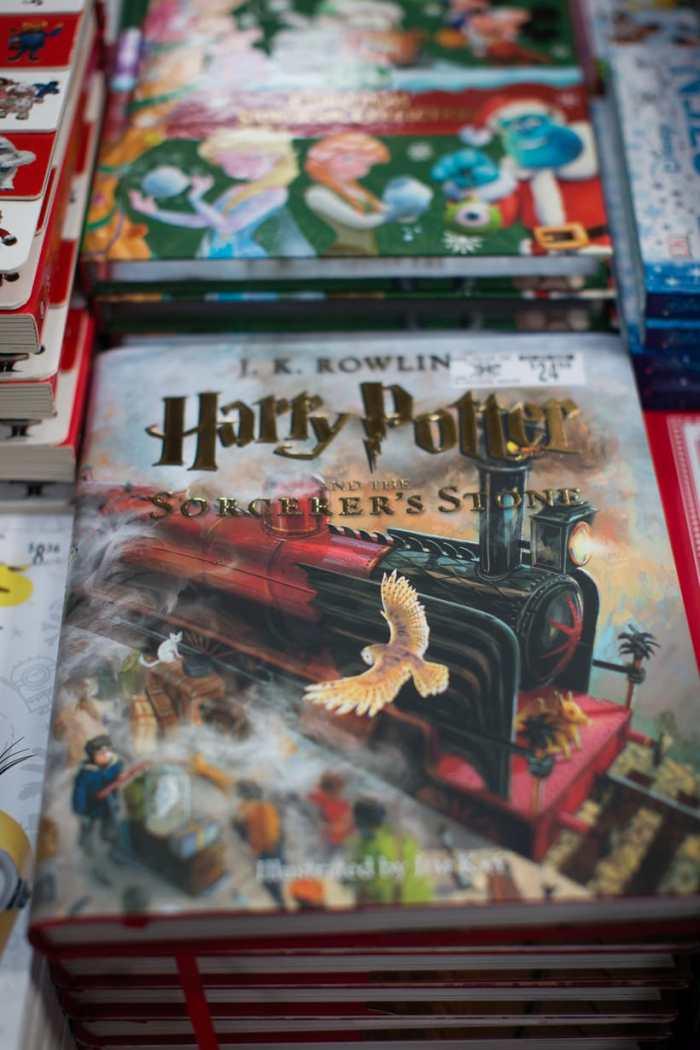 harry potter book at sams club