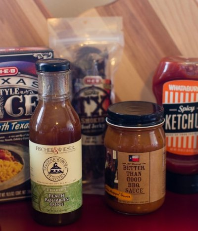 Texas favorites from HEB