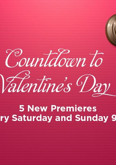 Countdown to Valentine's Day Hallmark Channel