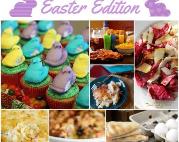 Weekly Meal Plans {Week 33 1/2} The Easter Week Edition