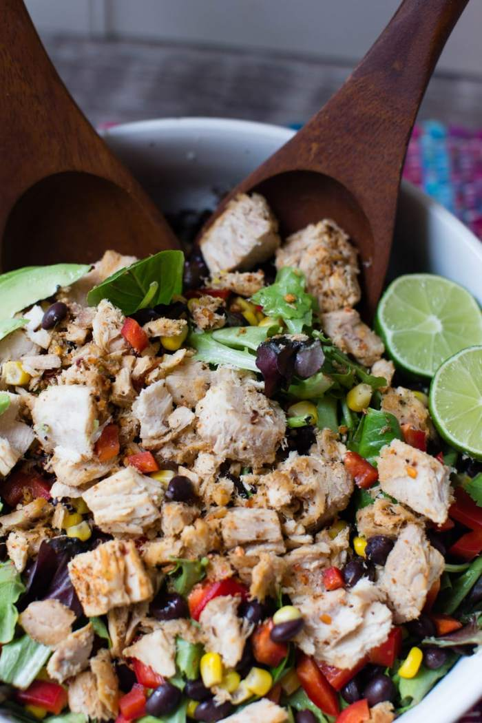 spicy southwest tuna salad
