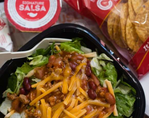 Wendy's® Taco Salad is Back: Bring on the Memories
