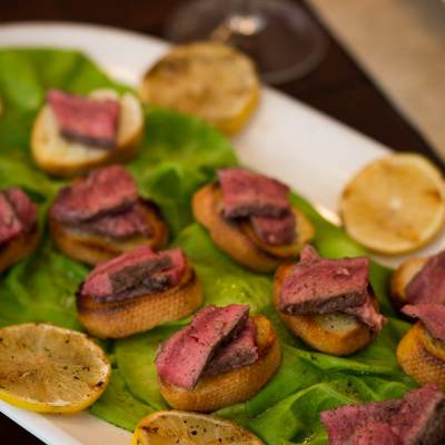Steak Bites Recipe and a Giveaway