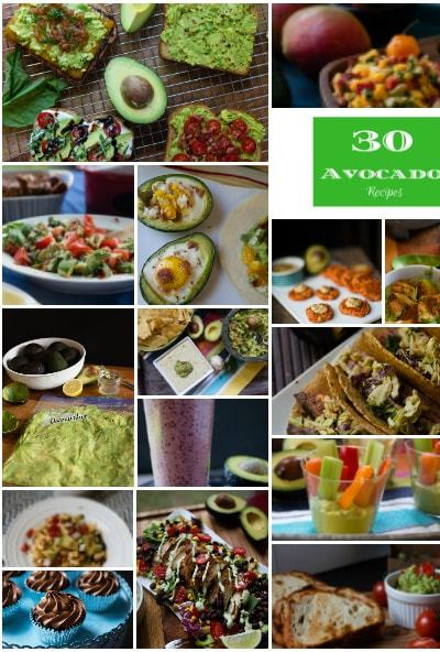 favorite avocado recipes