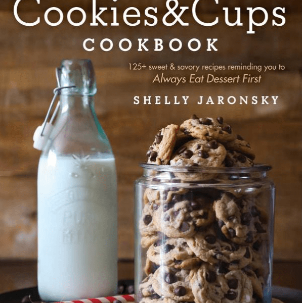 Cookies and Cups cookbook