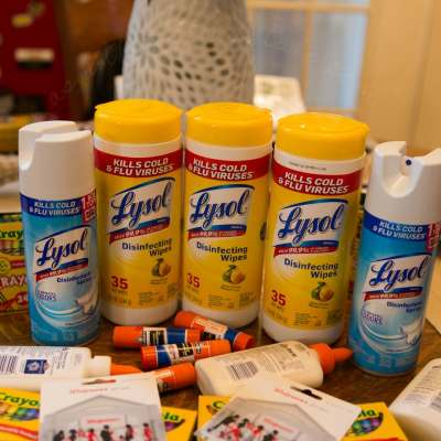 Back To School, Germs, and Box Tops … Oh MY!