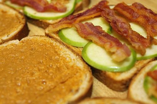 sandwich insides