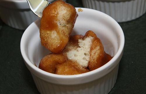 individual monkey bread bites