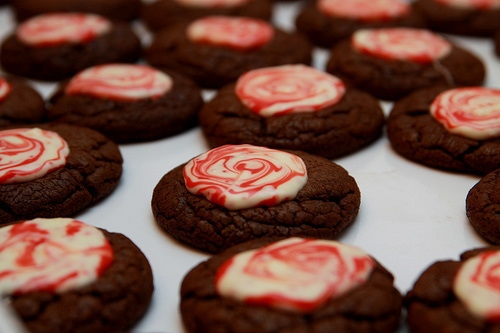 swirl cookies group