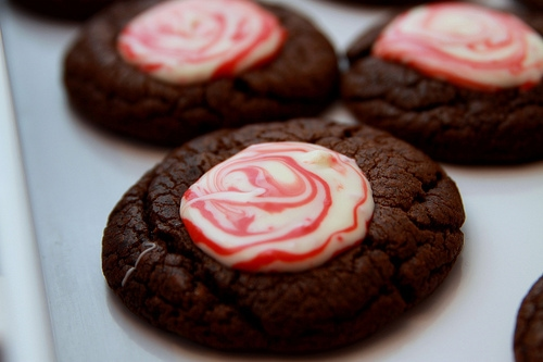 chocolate swirl single