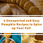 9 easy and delicious pumpkin recipes to spice up your fall --- from bundt cakes to donut holes and dump cakes to dips... these pumpkin recipes are easy, delicious, and perfect for cozying up this fall | asouthernfairytale.com