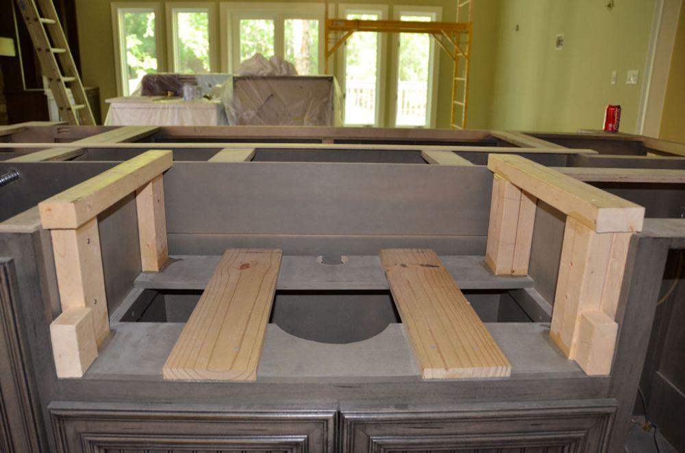 Farmhouse Sink Installation 101... (1/3)
