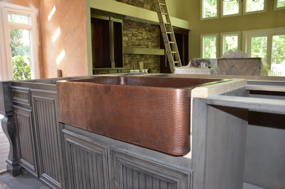 Farmhouse Sink Installation 101... (3/3)