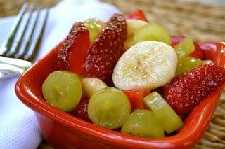 Sunshine Fruit Salad