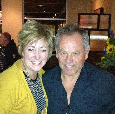 Wolfgang Puck and Me!