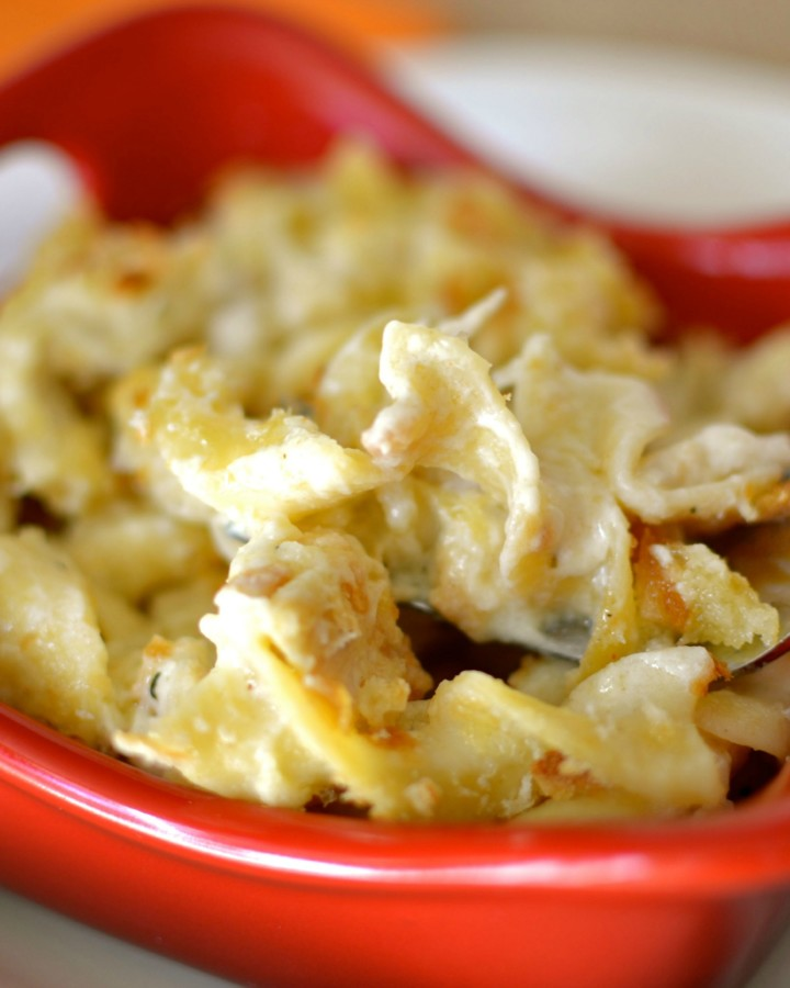 Cream Chicken Casserole