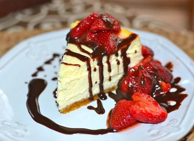 Chocolate Sauce, Strawberries And A Birthday!
