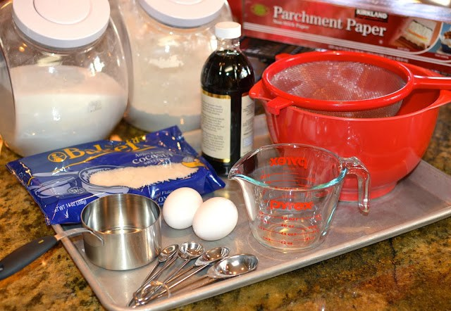 Baking Cookies & Helpful Tips for Less Stress in the Kitchen