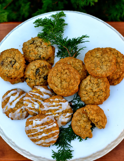 Oatmeal cookies 3 ways | A Southern Soul