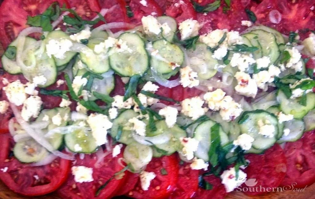 Summer Salad   A Southern Soul