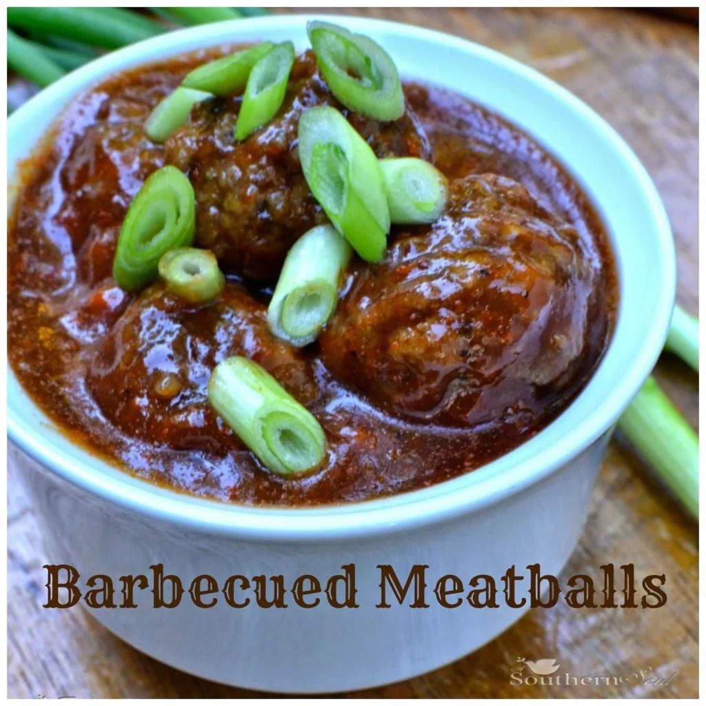 A Southern Soul   Meatballs