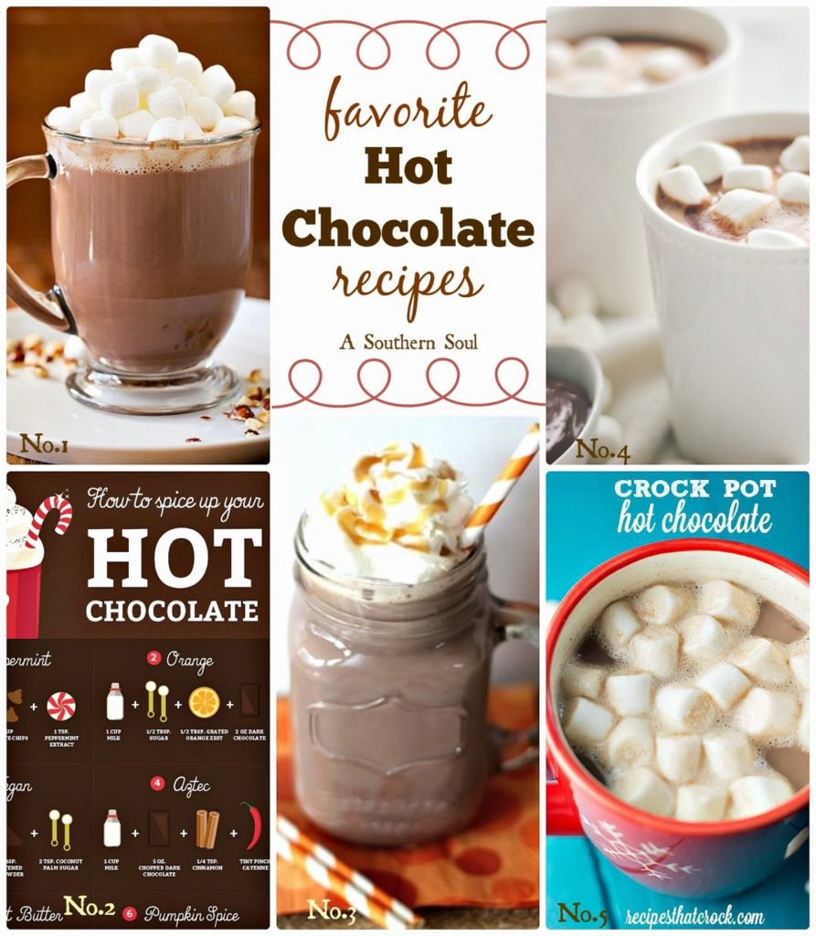 Favorite Hot Chocolate Recipes