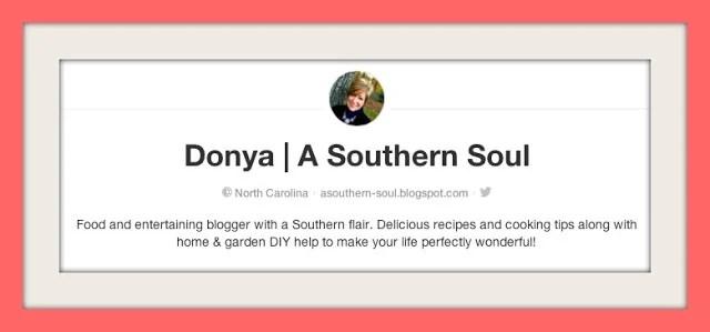 A Southern Soul   https://www.pinterest.com/asouthernsoul1/