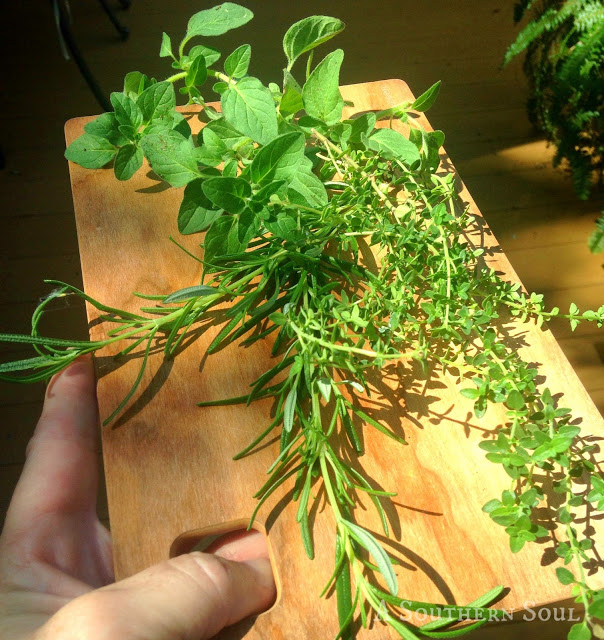 Herb Marinade