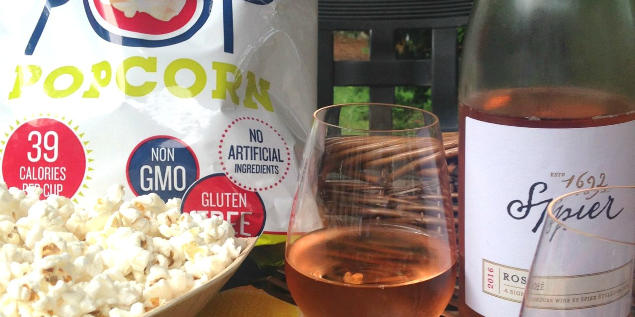 SkinnyPop & Wine A Guide to Great Snacking