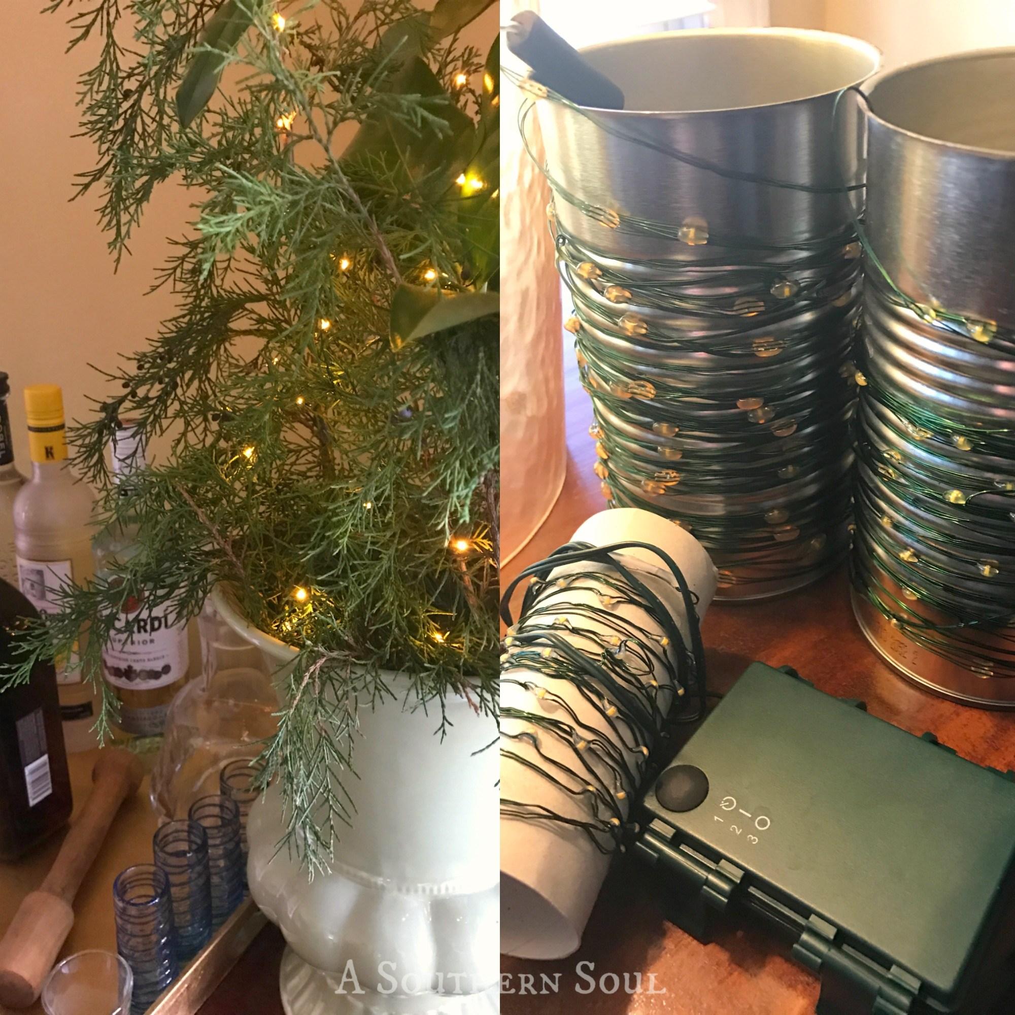 wire light storage