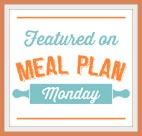 Meal plan monday button