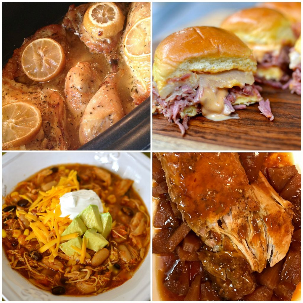 one pot dinner and meal planning with a southern soul