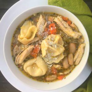 Tuscan Soup by A Southern Soul