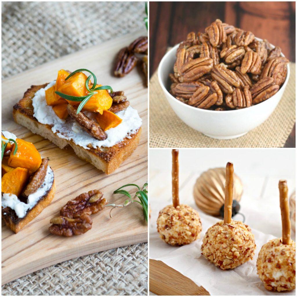 nut festive appetizers